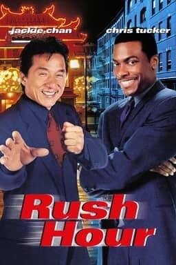 Rush Hour - Key Art
