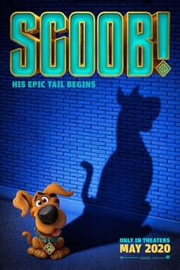 SCOOB! - Key Art