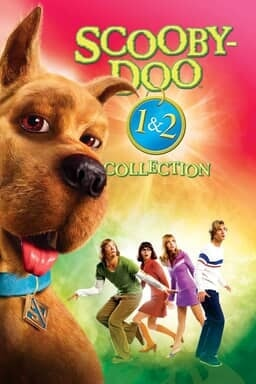 Scooby-Doo: Movie 1 and 2 - Key Art