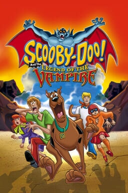 Scooby-Doo! and the Legend of the Vampire - Key Art