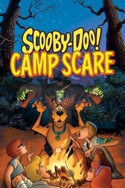 Scooby-Doo! Camp Scare - Key Art