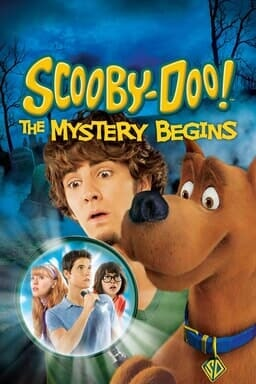 Scooby-Doo! The Mystery Begins - Key Art