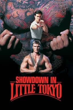 Showdown in Little Tokyo - Key Art