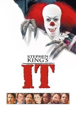 Stephen King's IT! - Key Art