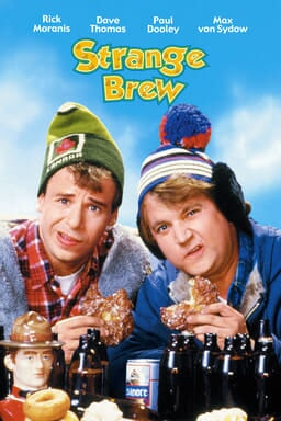 Strange brew - Key Art