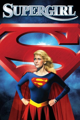 supergirl 1984 movie poster