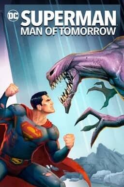 Superman: Man of Tomorrow - Key Art