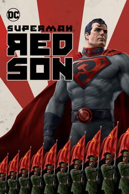 Superman: Red Son - 2000 x 3000