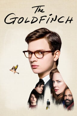 The Goldfinch - Key Art