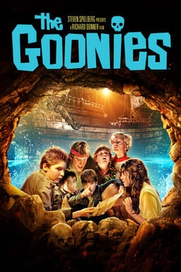 The Goonies - Key Art
