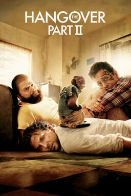 The Hangover Part II - Key Art