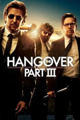 The Hangover - Part III - Key Art