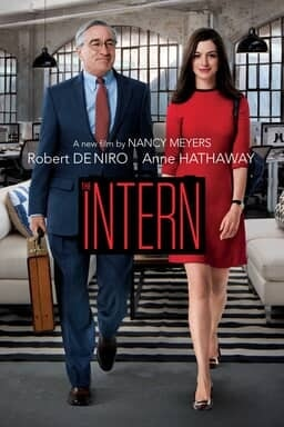 The Intern - Key Art