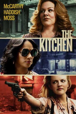 The Kitchen - Key Art