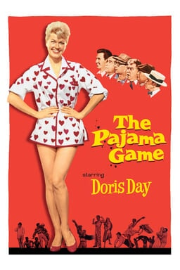 The Pajama Game - Key Art