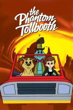 The Phantom Tollbooth - Key Art