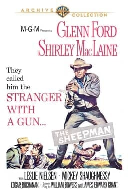 The Sheepman - Key Art