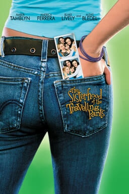 The Sisterhood of the Traveling Pants - Key Art