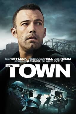 The Town - Key Art