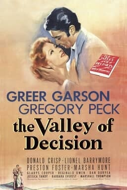 The Valley of Decision - Key Art