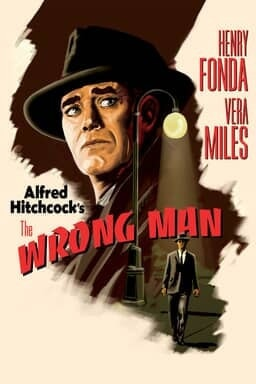 The Wrong Man - Key Art