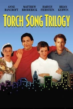 Torch Song Trilogy - Key Art