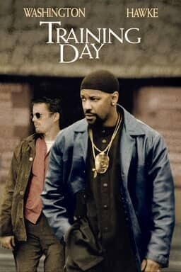 Training Day - Key Art