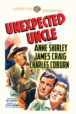 Unexpected Uncle - Key Art