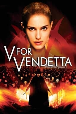 V for Vendetta - Key Art