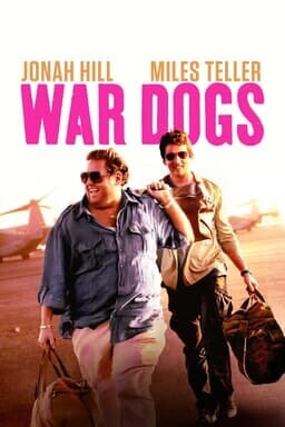 War Dogs - Key Art