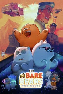 We Bare Bears: The Movie - Key Art