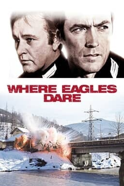 Where Eagles Dare - Key Art