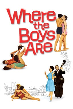 Where the Boys Are - Key Art