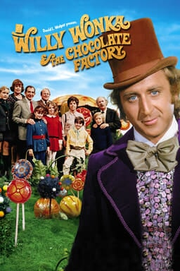 Willy Wonka & The Chocolate Factory - Key Art