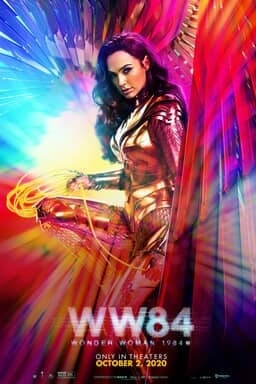 Wonder Woman 1984 - Key Art