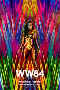 "GAL GADOT as Wonder Woman in Warner Bros. Pictures' action adventure ""WONDER WOMAN 1984"""