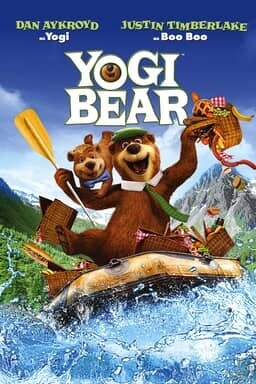 Yogi Bear - Blue Key Art