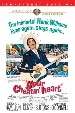 Your Cheatin' Heart - Key Art