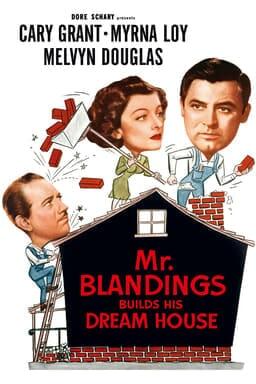 Mr. Blandings Builds His Dream House keyart