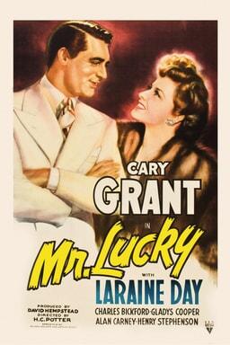 Mr. Lucky keyart