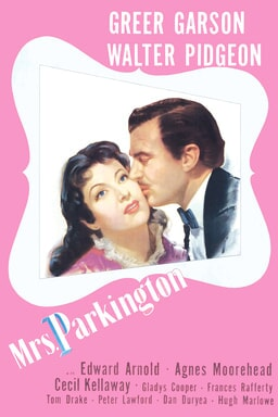 Mrs. Parkington keyart