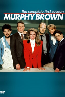 Murphy Brown: Season 1 keyart