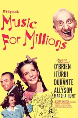 Music for Millions keyart