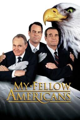 My Fellow Americans keyart