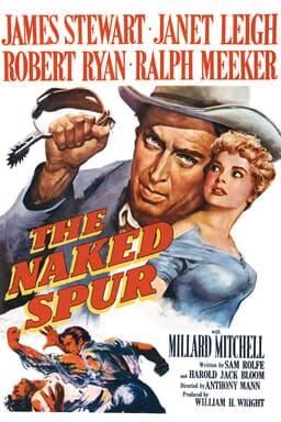 Naked Spur keyart