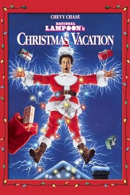 National Lampoons Christmas Vacation keyart