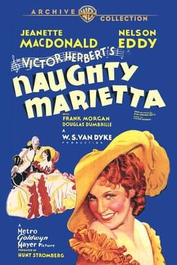 Naughty Marietta keyart