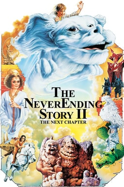 Neverending Story II: Next Chapter keyart