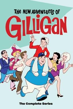 new adventures of gilligan on dvd