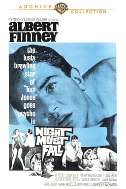 Night Must Fall 1964 keyart